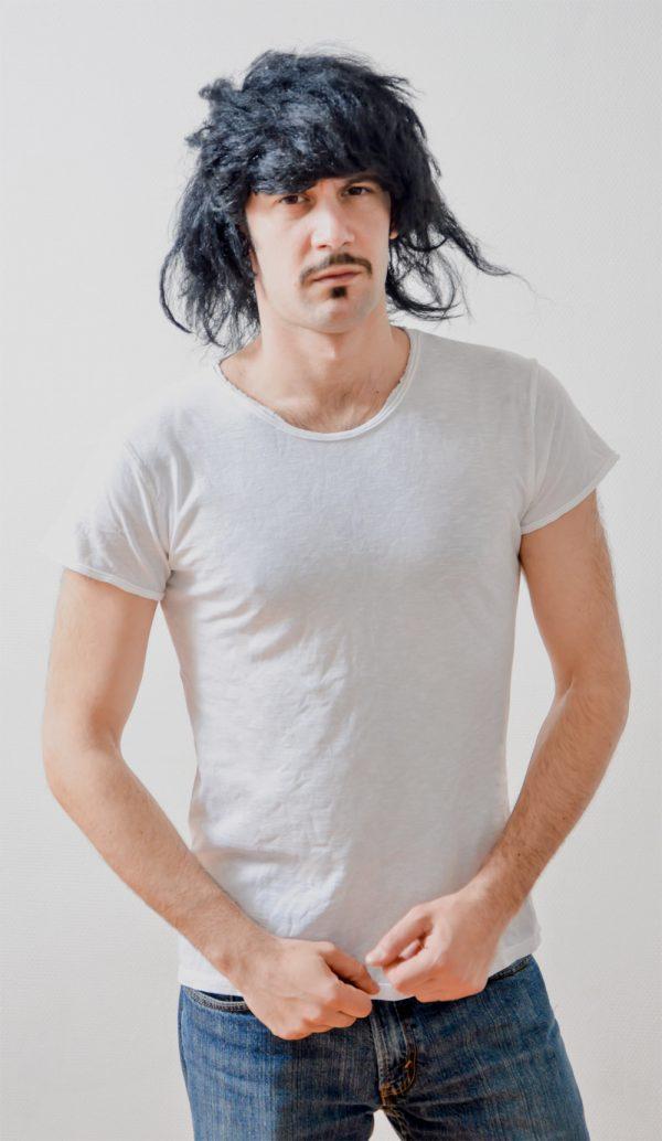 T-shirt stylé minimaliste