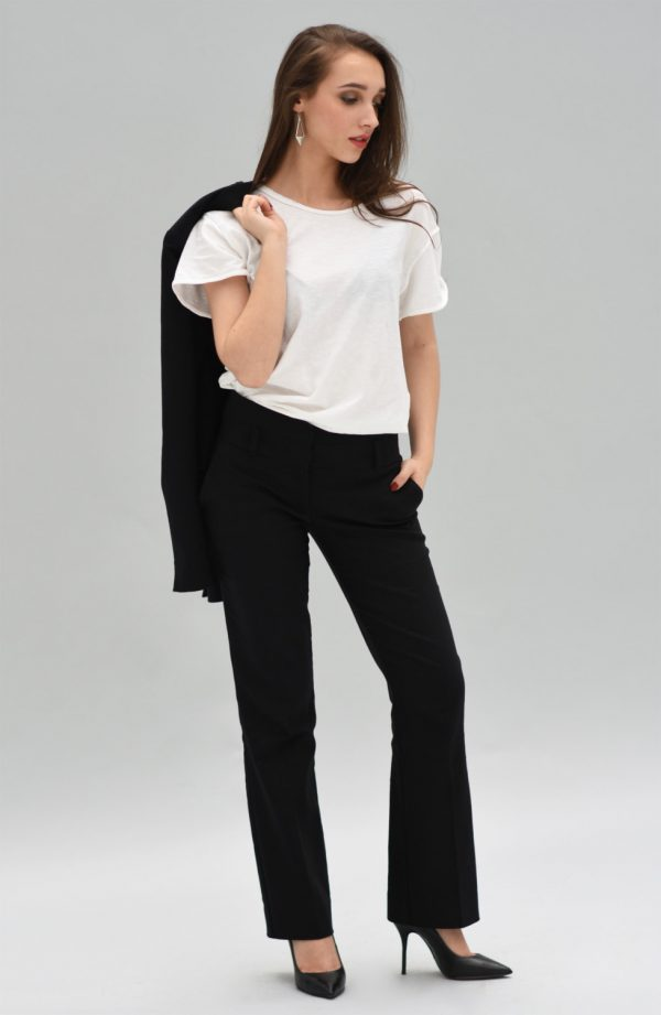 white unisex tee-shirt fashion