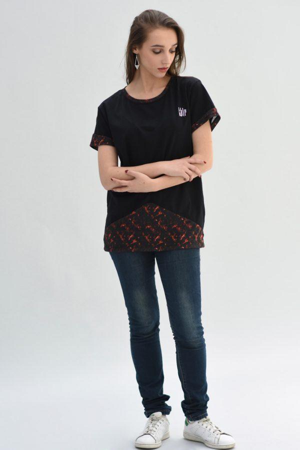 P. Reloaded 2 streetwear t-shirt